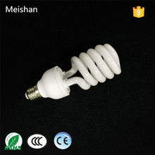 Half spiral T6 6400k 105w triphosphor high power energy saving bulb in china