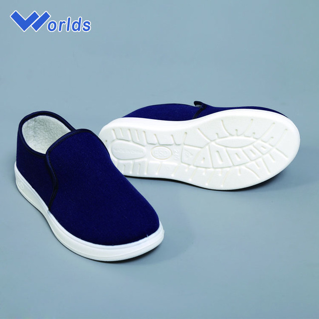 industry price cheap cleanroom ESD anti-static safety shoes