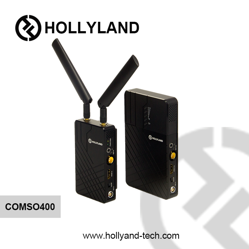 Cosmo400 5.8GHz Wireless HD-SDI Transmission System