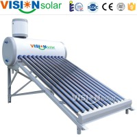 Alibaba China supplier professional solar water heater drawing