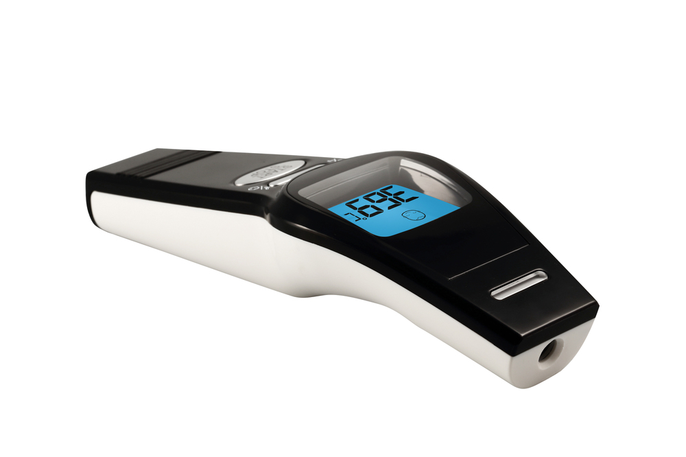 2015 New Free APP Bluetooth 4.0 thermometer