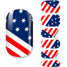 Wholesale/OEM Jamberry Custom Made Vinyl Nail Wraps