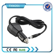 Factory Supply CE ROHS Tablet PC Car Charger 6V 1A Car Charger