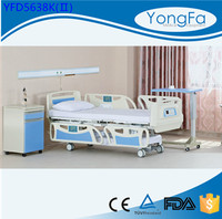 Real Manufacturer Home Care electric and manual hospital bed
