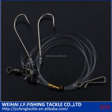 Fishing Rig Sabiki with fly fishing stainless steel hooks