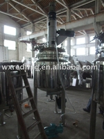 Bidirectional Vacuum Liquid Mixer