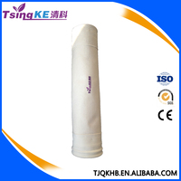 Tsingke Needle punched nonwoven filter bag aramid oil filter bag