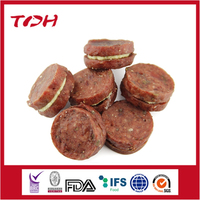 High-end Customized Pet Food,Beef Macaron of premium dog food