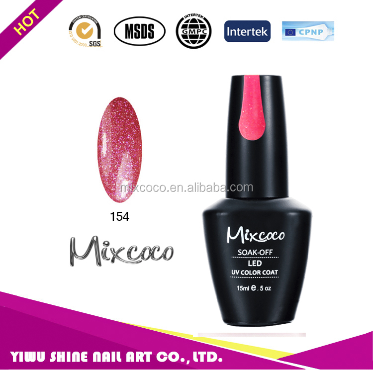 2016 Mixcoco Brand Nail Art Designs Pictures Uv Gel Polish