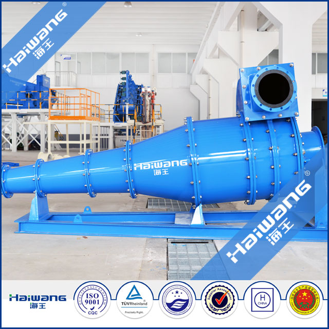 Gold Concentrate Ore Machinery Hydro Cyclone Water Cyclone Separator