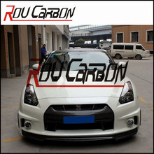 FOR R35 GTR BODY KITS/BODY KITS FOR GTR R35/2008-2015 ROCKET BUNNY STYLE WIDE VER BODY