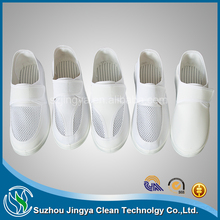 Different types of esd/antistatic/cleanroom work shoes