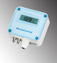 Low Differential Pressure Transmitter / Transducer with display