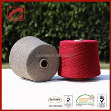 Consinee cone yarn for knitting machine price more favorable than pure cashmere of yama