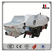 2017 hot sale Truck-Mounted Concrete Equipment pumping equipment power tailor machine