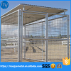 Dog Run Fence Panels / Galvanized Folding Metal Dog Fence / Metal Dog Fence