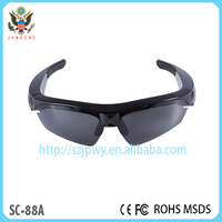 OEM factory cheap price HD sunglasses with camera/bluetooth mp3 sunglasses with video camera/Bluetooth sunglasses