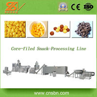 Wholesale Food grade stainless steel 150kg/hr Industrial thailand snacks production line