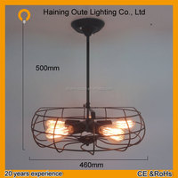 Hot sale modern crystal chandeliers/pendant light/lamp