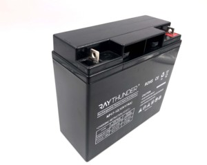 Maintenance Free Type and 181*76*165(mm) Size rechargeable battery 12V 17AH ups solar battery