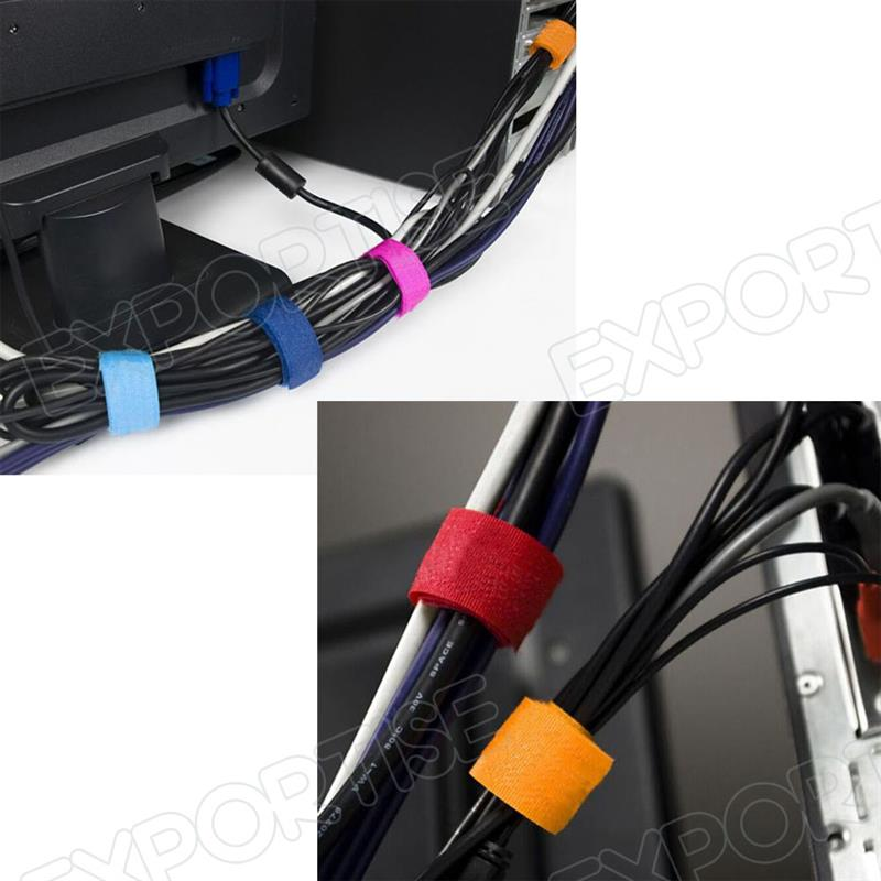 Hot selling usb cable ties with low price
