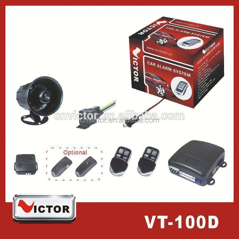 two way car security gsm alarm system Car alarm
