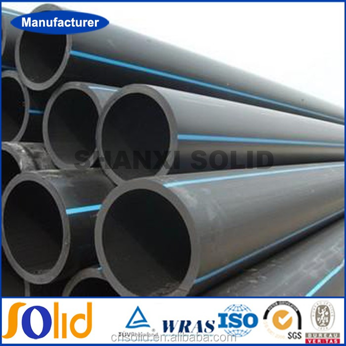 Manufacturer pe water corrugated pipe