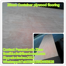 28mm Apitong hardwood plywood Floor , container building and repair