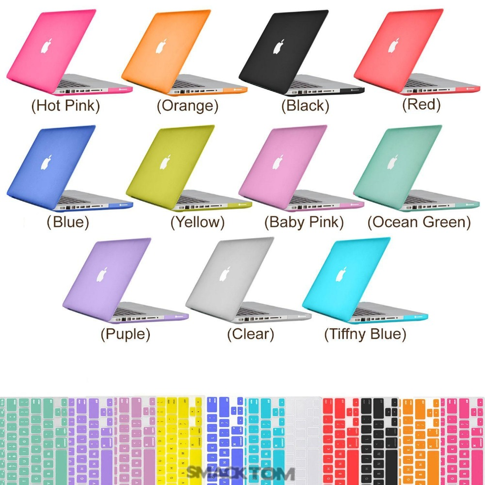 Hard Rubberized Matte Case Keyboard Case For Macbook Pro 13 13 Inch