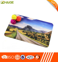 Factory supply custom promotion gift Mouse pad / Non-slip mousepad / computer rubber mouse mat