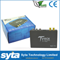 SYTA car dvb t2 mpeg4/digital mobile tv receiver for Thailand Russian and Singapore