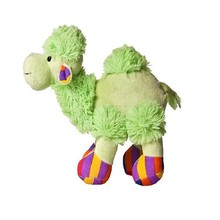 High quality personalized soft stuffed green plush toy camel