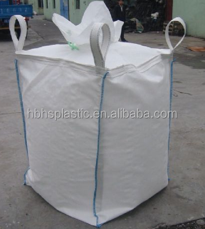 100% polypropylene woven breathable 1 ton bulk bag