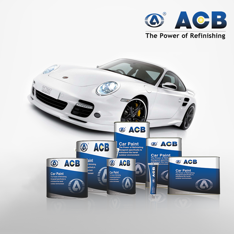 ACB standard thinner for car paint from ACB Chemical