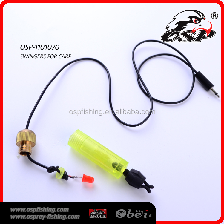 High quality fishing swingers and bite alarm for carp