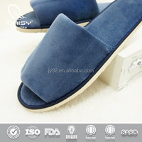 fashionable nude children slippers/Children Cotton Slipper For Hotel/Hotel Terry Towel Spa Slipper
