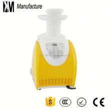 high quality natural fruit juice machine with mask making