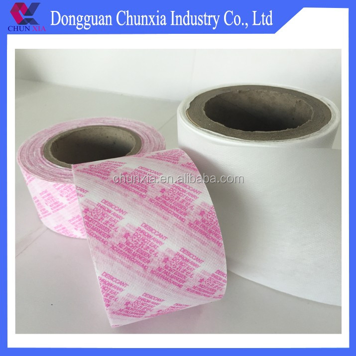 High tear resistance cotton paper,China heat sealing non woven fabric