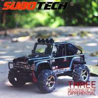 Cheapest rally truck 4 channel rc big foot 50 km/h rc car model, without 1\/5 scale gas powered rc car