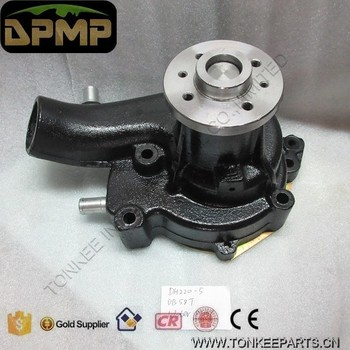 DB58T water pump 65.06500-6402A