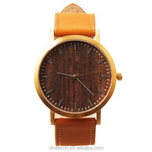 Ladies Watches Japan Movt Wristwatches Your Logo Woman USA Popular Quartz Genuine Leather Watches Woman