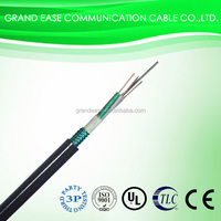 GYFTS fiber optic cable armored with steel tape