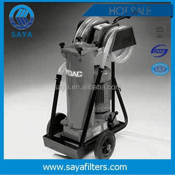 High efficiency used oil change machine hydac oil filter machine OF5L
