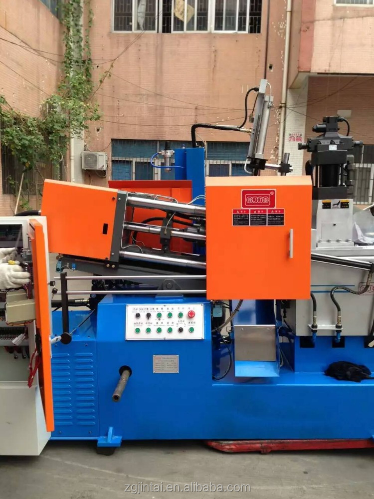 horizontal continuous dongguan hot chamber die casting machine