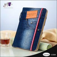 Handmade Jean Case Transparent For Ipad Mini 3