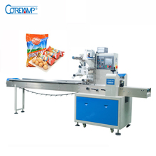 Automatic Spherical Lollipop Wrapping Machine