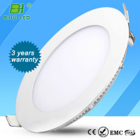 lowest price for sale 18w round led panel light with 3 years quality warranty