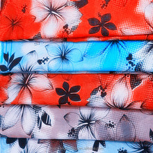 shark print poly cotton stretch for golf pants fabrics