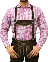 gents dress shirts , bavarian shirt , karo hemden , checkered shirt , casual shirt , oktoberfest shirt