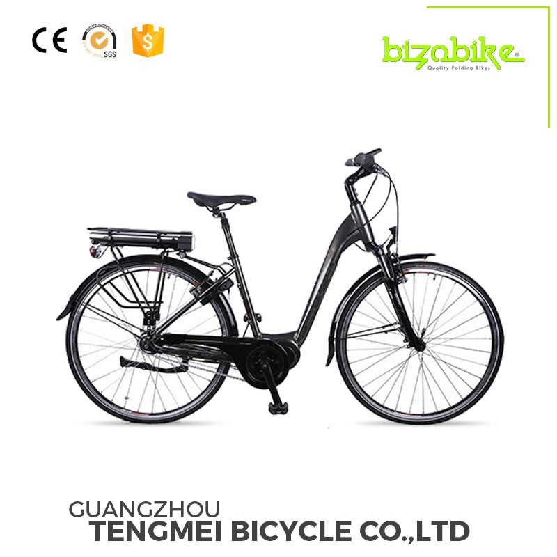 Chinese new Products 28 inch battery electric city bikes